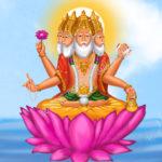 ブラフマー=梵天?!ヒンドゥー教の創造神について解説