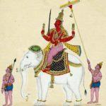 インドラ=帝釈天?!ヒンドゥー教の雷の神について解説